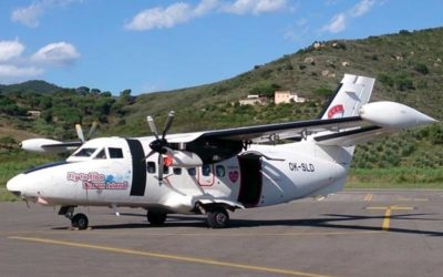 Elba, da quest'anno anche in aereo