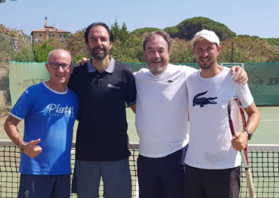 Neri Marcorè all'Elba