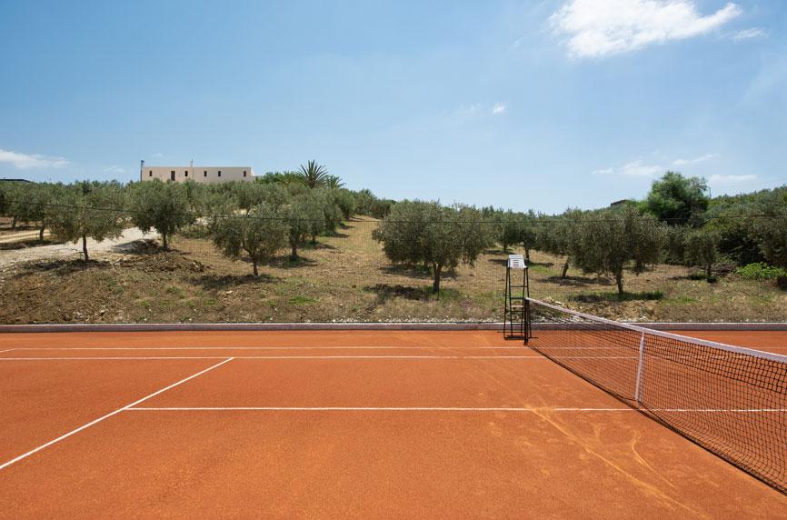 stage vacanza di tennis a Selinunte
