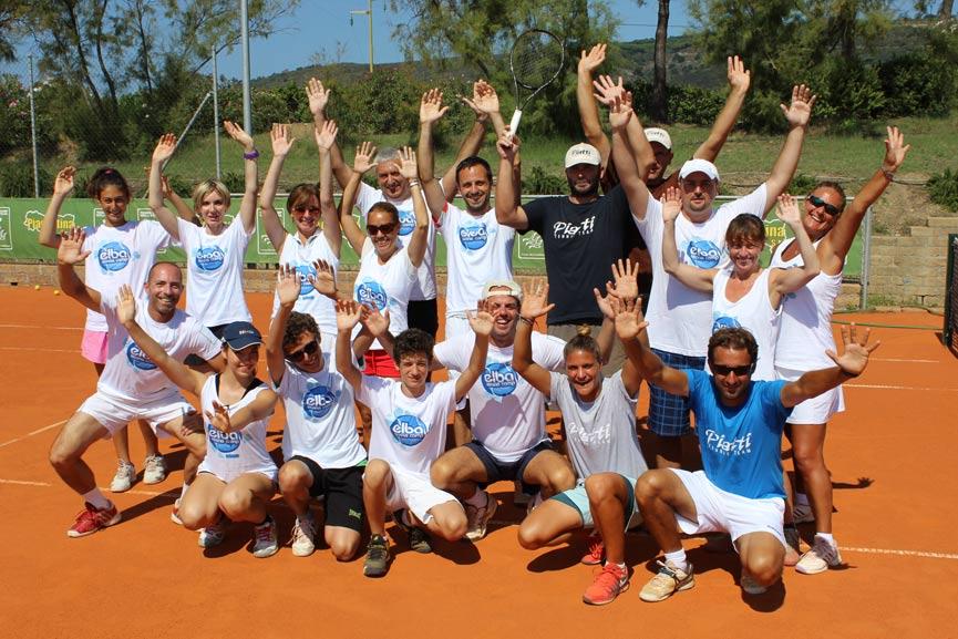 Gotennis Cup e Stage all'Elba13-20 Giugno