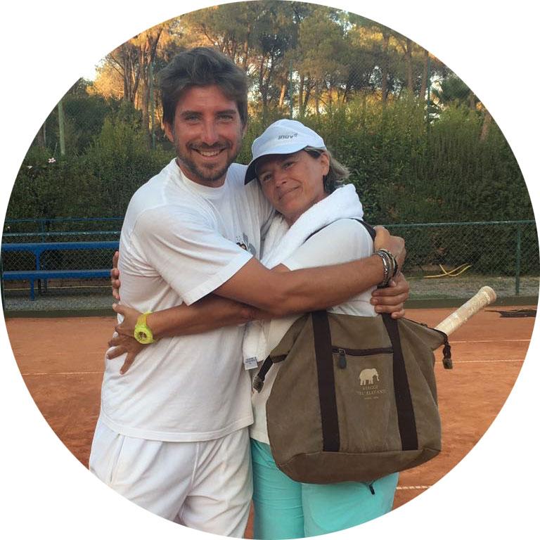 stage vacanza di tennis a Milano Marittima