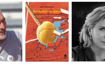 """Paola Tosi sul libro di Luca Gasparini """"Sembrava un gioco"""""""